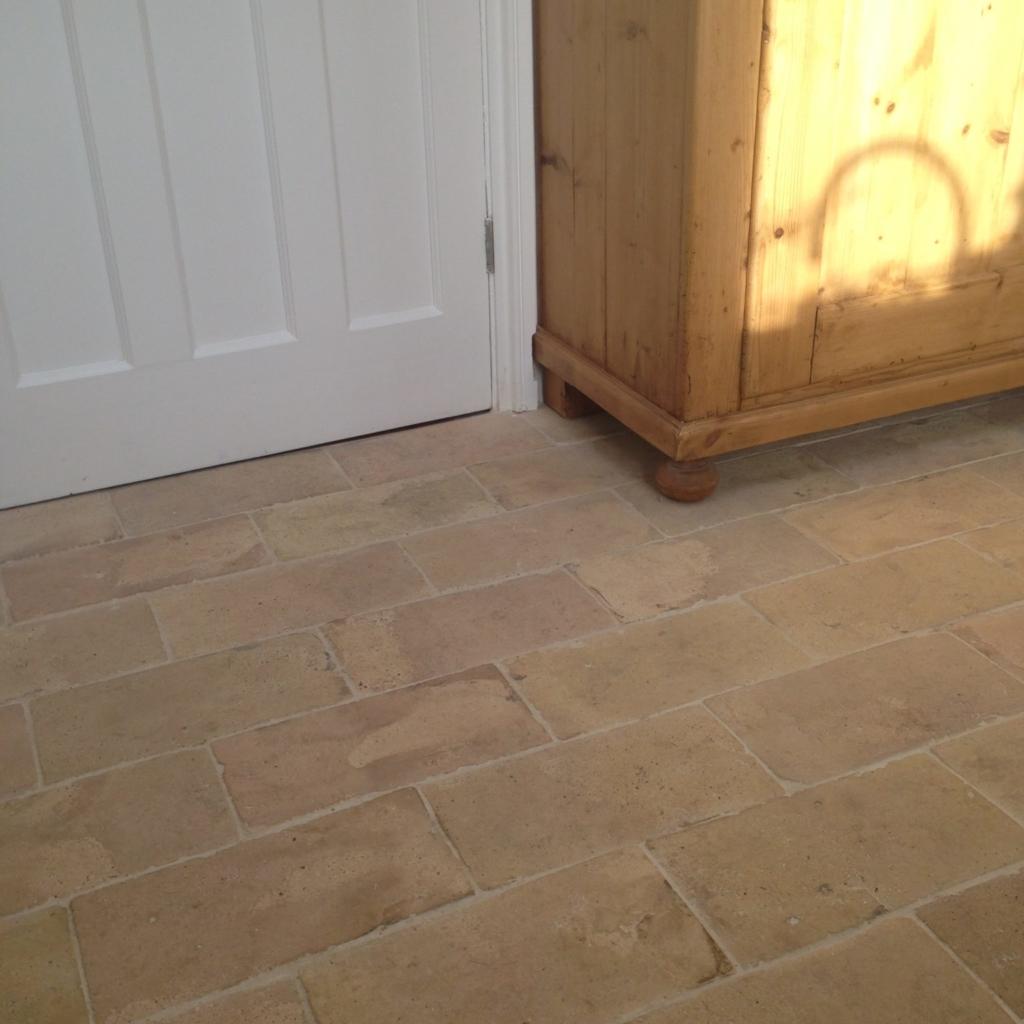 light terracotta tile
