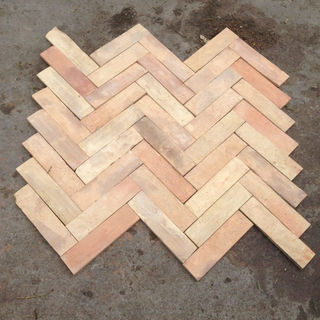 Herringbone Terracotta Tiles