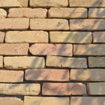 Antique brick tiles