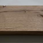 close up of reclaimed oak parquet