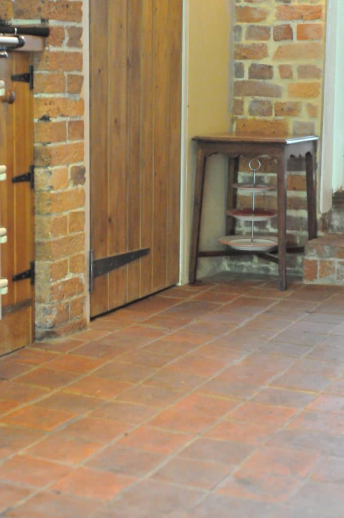 Reclaimed Terracotta Tiles