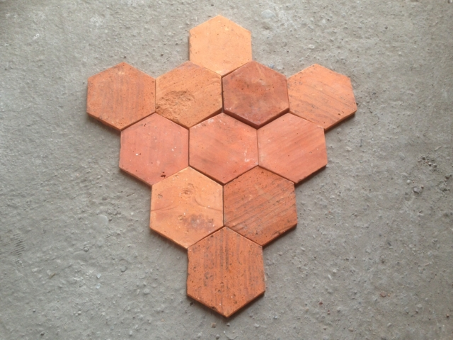 Reclaimed Terracotta Tile