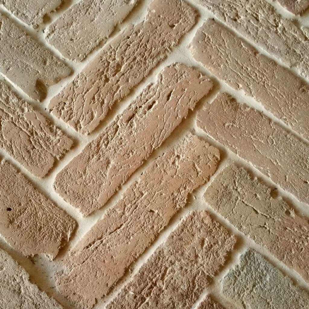 Reclaimed Brick Floor Tile